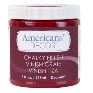 Picture of Χρώμα Κιμωλίας Americana Chalky Finish Romance 8oz