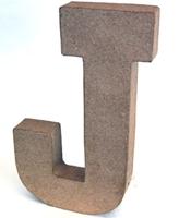 Εικόνα του 3D Γράμματα 10cm Γράμματα - J