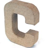 Εικόνα του 3D Γράμματα 10cm Γράμματα - C
