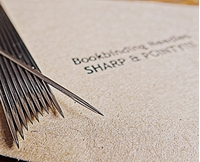 Picture of Bookbinding Needles