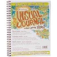Εικόνα του Visual Journal - Mixed Media 9''X12''