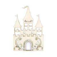 Εικόνα του Ξυλινα Διακοσμητικα - Fairie Castle