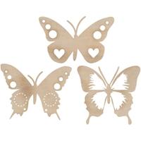 Εικόνα του Ξυλινα Διακοσμητικα - Funky Butterflies