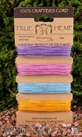 Picture of Hemp Cord - Pastel