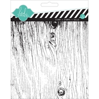 Picture of Woodgrain- Heidi Swapp Clear Stamp