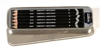 Picture of Derwent Sketching Pencils - Tin of 6