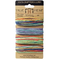 Picture of Hemp Cord - Variegated 2