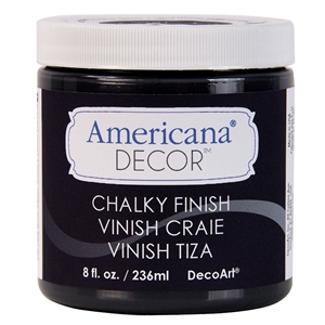 Picture of Americana Decor Chalky Finish Carbon 8oz