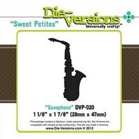 Εικόνα του Steel Die Sweet Petites - Saxophone