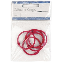 Picture of Binding Rings - Hot Pink