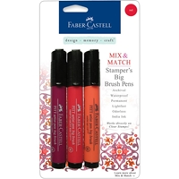 Picture of Mix & Match Stamper's Big Brush Pens - Red