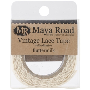 Picture of Vintage Lace Tape - Buttermilk