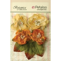 Picture of Botanica Sugared Blooms - Gold/Sienna