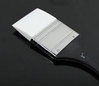 Εικόνα του Πινέλο σιλικόνης για κόλλα Colour Shaper - Wide Firm Flat 1''