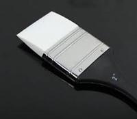 Εικόνα του Πινέλο σιλικόνης για κόλλα Colour Shaper - Wide Firm Flat 2''