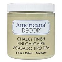 Εικόνα του Χρώμα Κιμωλίας Americana Chalky Finish Timeless 8oz