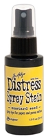 Picture of Distress Stain Spray Ink - Mustard Seed