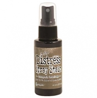 Picture of Distress Stain Spray Ink - Frayed Burlap