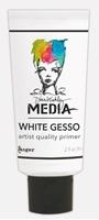 Εικόνα του Dina Wakley White Gesso - Λευκο Γκεσσο 2oz