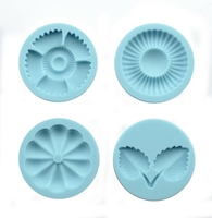 Picture of Crafters Clay Graceful Bloom Molds