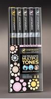 Picture of Chameleon Color Tones - 5 Pen Pastel Tones Set