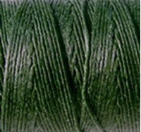 Picture of Waxed Linen Thread Dark Emerald 10m