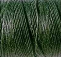 Picture of Waxed Linen Thread Dark Emerald 15m
