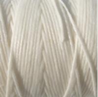 Εικόνα του Νήμα Λινό Κερωμένο White 20m