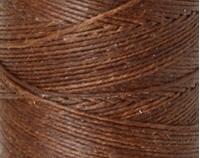 Εικόνα του Νήμα Λινό Κερωμένο Walnut Brown 5m