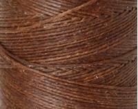 Εικόνα του Νήμα Λινό Κερωμένο Walnut Brown 10m