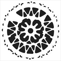 Εικόνα του Stencil 10x10 - Trivet