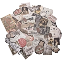Εικόνα του Tim Holtz Idea-Ology Ephemera Pack - Thrift Shop