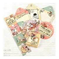 Picture of Bedtime Story Tags & Tickets