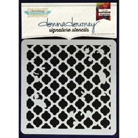 Picture of Donna Downey Signature Stencils - Keyhole Splatter