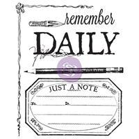 Εικόνα του Σετ Σφραγιδων Clear Stationer's Desk- Daily