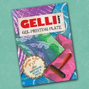 Picture of Gelli Plate 5'' x 7''