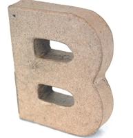 Εικόνα του 3D Γράμματα 10cm Γράμματα - B