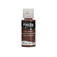 Εικόνα του Ακρυλικά DecoArt Media Fluid Acrylics - Burnt Sienna