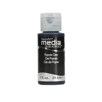 Εικόνα του Ακρυλικά DecoArt Media Fluid Acrylics - Paynes Grey