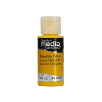 Εικόνα του Ακρυλικά DecoArt Media Fluid Acrylics - Primary Yellow