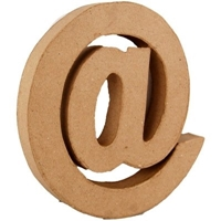 Εικόνα του 3D Γράμματα 20.5cm Γράμματα - @