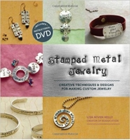 Εικόνα του Stamped Metal Jewelry: Creative Techniques and Designs for Making Custom Jewelry