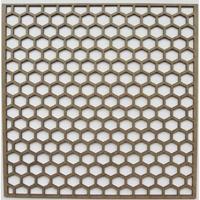 Εικόνα του Chipboard - Hot Hexagon Panel