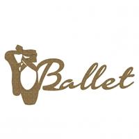 Εικόνα του Chipboard - Ballet Title