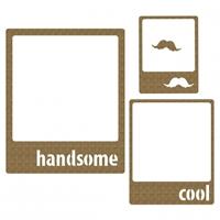 Εικόνα του Chipboard - Handsome Frame Set
