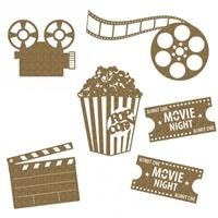 Εικόνα του Chipboard - Movie Night