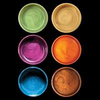 Εικόνα του Silks Acrylic Glaze 10ml Jars 6/Pkg - Autumn Splendor