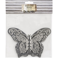 Εικόνα του Tin Metal Shape - Butterfly