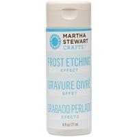 Εικόνα του Martha Stewart Frost Etching Effect - Κρέμα χάραξης για γυαλί
