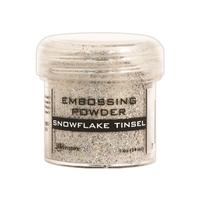 Εικόνα του Πούδρα Embossing - Snowflake Tinsel